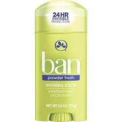 Desodorante Sólido Ban Powder Fresh 73g