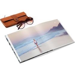 Flat photo books