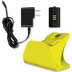 Controller Gear Xbox Design Lab Pro Charging Stand (Lightening Yellow) found on GamingScroll.com from Microsoft Store for $39.99