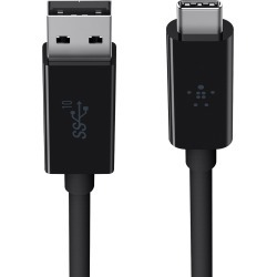 Belkin 3.1 USB-A to USB-C Cable - 3.3 ft (1 m) found on Bargain Bro India from Microsoft Store CA for $11.18