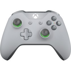 Xbox Wireless Controller - Grey/Green found on GamingScroll.com from Microsoft Store for $64.99
