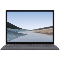 Surface Laptop 3 for Business - 13.5 inch, Platinum (Alcantara®), Intel Core i5, 8GB, 128GB