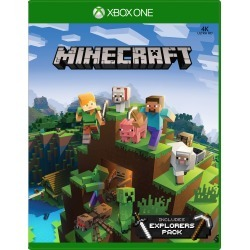 Minecraft Explorers Pack for Xbox One