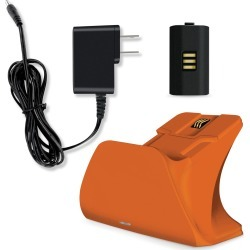 Controller Gear Xbox Design Lab Pro Charging Stand (Zest Orange) found on GamingScroll.com from Microsoft Store for $39.99