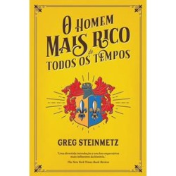 O HOMEM MAIS RICO DE TODOS OS TEMPOS - 9786580174072 found on Bargain Bro India from Livraria da Travessa for $19.81