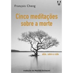 CINCO MEDITAÇOES SOBRE A MORTE, ALIAS, SOBRE A VIDA - 1ªED.(2019) - 9786580535040