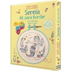 SEREIA: KIT PARA BORDAR COM INSTRUÇOES PASSO A PASSO - 9781474958400 found on Bargain Bro Philippines from Livraria da Travessa for $21.80
