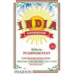 INDIA COOKBOOK - 9780714859026