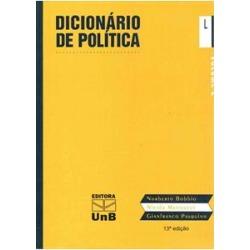 DICIONARIO DE POLITICA - (DOIS VOLUMES) - 13 ED.(2007) - 9788523003081