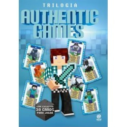 BOX TRILOGIA AUTHENTIC GAMES - 2 ED.(2019)