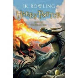 HARRY POTTER AND THE GOBLET OF FIRE - 9781408855683 found on Bargain Bro Philippines from Livraria da Travessa for $25.02