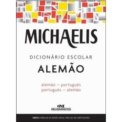 MICHAELIS DICIONARIO ESCOLAR ALEMAO: ALEMAO-PORTUGUES - 3ªED.(2016) - 9788506078518 found on Bargain Bro Philippines from Livraria da Travessa for $30.83