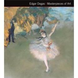 MASTERPIECES OF ART: EDGAR DEGAS - 9781783619948 found on Bargain Bro Philippines from Livraria da Travessa for $24.46