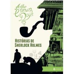 HISTORIAS DE SHERLOCK HOLMES (EDIÇAO DE BOLSO DE LUXO) - 9788537815625
