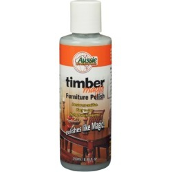 Timber Magic Furniture Polish found on Bargain Bro Philippines from templeandwebster.com.au for $13.66