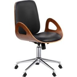 Executive Walnut Office Chair found on Bargain Bro Philippines from templeandwebster.com.au for $102.04