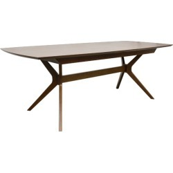 Walnut Troyes Extendable Dining Table found on Bargain Bro Philippines from templeandwebster.com.au for $670.44