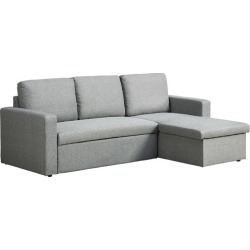 Miera 3 Seater reversible chaise Sofa Bed found on Bargain Bro Philippines from templeandwebster.com.au for $615.65