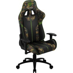 Gambit Camo Premium Faux Leather Gaming Chair found on Bargain Bro Philippines from templeandwebster.com.au for $204.76