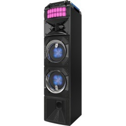 Stage Lights LED Bluetooth Speaker