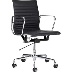 Eames Classic Replica Management Office Chair Colour: Black found on Bargain Bro Philippines from templeandwebster.com.au for $115.73