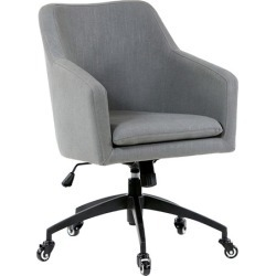 Wolf Grey Davis Upholstered Desk Chair found on Bargain Bro India from templeandwebster.com.au for $245.85