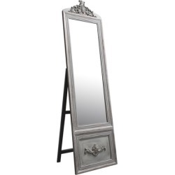 Bintan Dressing Mirror Colour: Silver