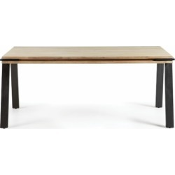 Carey Dining Table Size: 160 x 90cm found on Bargain Bro Philippines from templeandwebster.com.au for $773.16