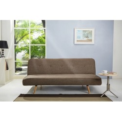 Seahe Click Clack Sofa Finish: Brown found on Bargain Bro Philippines from templeandwebster.com.au for $300.64