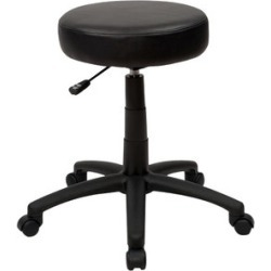 Gas Lift Stool in Black found on Bargain Bro India from templeandwebster.com.au for $67.80