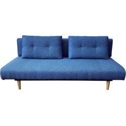 Brazil Sofa Bed Colour: Blue found on Bargain Bro Philippines from templeandwebster.com.au for $821.10