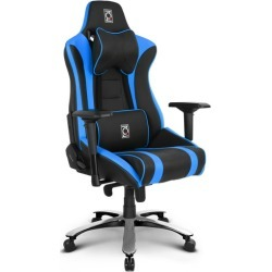 Alien XL Series Ergonomic Gaming Chair Colour: Black & Blue found on Bargain Bro India from templeandwebster.com.au for $375.97