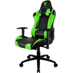 ThunderX3 TGC12 Series Gaming Chair Colour: Black & Green found on Bargain Bro Philippines from templeandwebster.com.au for $156.82