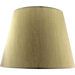 Gold Taper Shade Size: Large