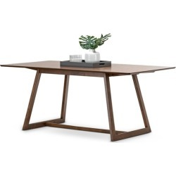 Manhattan Rubber Wood Dining Table found on Bargain Bro Philippines from templeandwebster.com.au for $410.21
