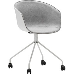 Grey Hee Welling Hay Replica Desk Chair found on Bargain Bro India from templeandwebster.com.au for $136.28