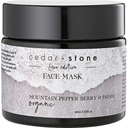 Pepper Berry & Papaya Face Mask found on Bargain Bro India from templeandwebster.com.au for $27.14