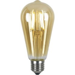 Amber E27 Pilot LED Filament Bulb found on Bargain Bro Philippines from templeandwebster.com.au for $15.72