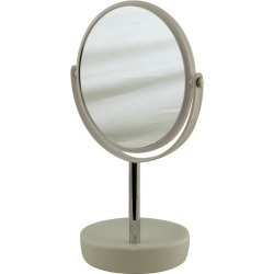 Salt & Pepper Double Sided Suds Mirror Colour: Latte found on Bargain Bro Philippines from templeandwebster.com.au for $23.93