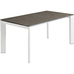 Handel Extendable Dining Table Colour: White found on Bargain Bro India from templeandwebster.com.au for $1286.77