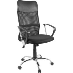 Black Gromm Mesh High Back Office Chair found on Bargain Bro Philippines from templeandwebster.com.au for $136.28