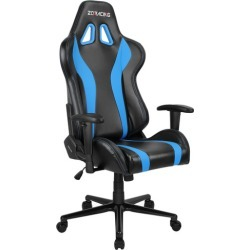 V6 Series Ergonomic Gaming Chair Colour: Black & Blue found on Bargain Bro Philippines from templeandwebster.com.au for $273.24