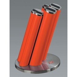 6 Piece Knife Pipe Stand Colour: Red found on Bargain Bro Philippines from templeandwebster.com.au for $81.49
