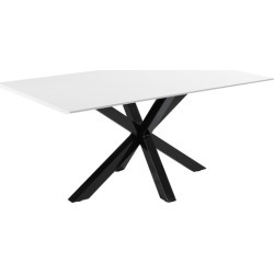 Monochrome Cali Dining Table Length: 180cm found on Bargain Bro Philippines from templeandwebster.com.au for $649.89