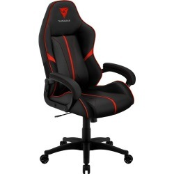 ThunderX3 BC1 Breathable Pinhole Surface Gaming Chair Colour: Black & Red found on Bargain Bro India from templeandwebster.com.au for $136.28