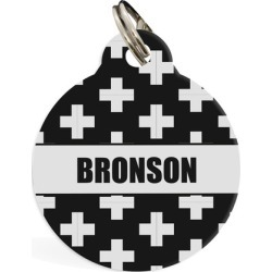 Monochrome ID Pet Tag found on Bargain Bro India from templeandwebster.com.au for $16.26