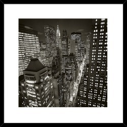 East 40th Street NY 2006 Framed Print found on Bargain Bro India from templeandwebster.com.au for $189.33