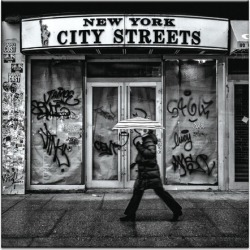 NY City Streets Canvas Wall Art Frame / Size: Unframed / 102 x 102 x 3cm found on Bargain Bro India from templeandwebster.com.au for $266.82