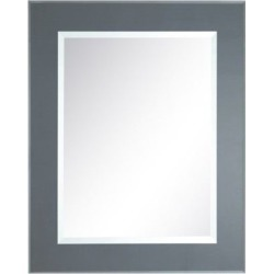Contractor Float Series Mirror Colour: Grey