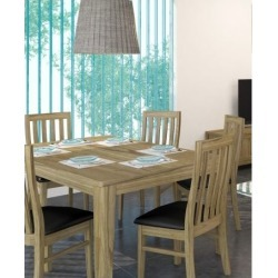 Cosmo Dining Table Size: 190cm found on Bargain Bro Philippines from templeandwebster.com.au for $478.69